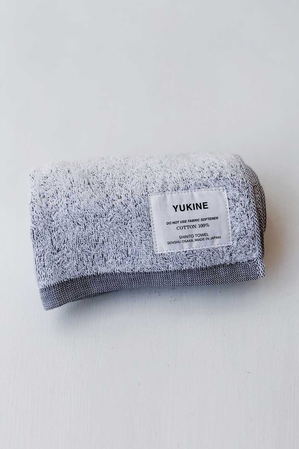 Shinto Yukine Face Towel - Grey
