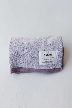 Shinto Yukine Face Towel - Red