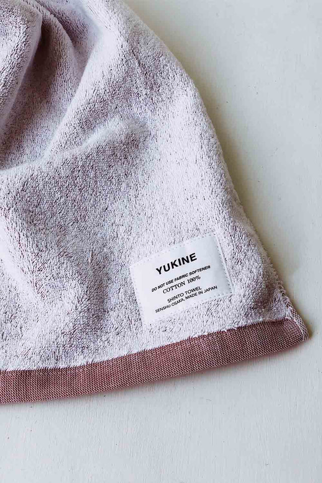Shinto Yukine Towel - Red