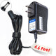 T-Power (6.6ft) Ac Dc adapter for Brother P-Touch PT-D200 PTD200 PT-D200VP Label Maker Replacement switching power supply cord charger wall plug spare - T-Power