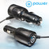T-Power Car Charger for Cyberhome CHLDV707B CHLDV702B CHLDV700B CH-LDV707B CH-LDV712B CH-LDV9000 CHLDV1010B LDV9000 Portable DVD Player Replacement AC DC Car cigarette plug Charger