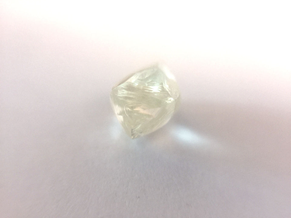 SOLD - 2.03 ct Rough Diamond Color: H-I Clarity: vs