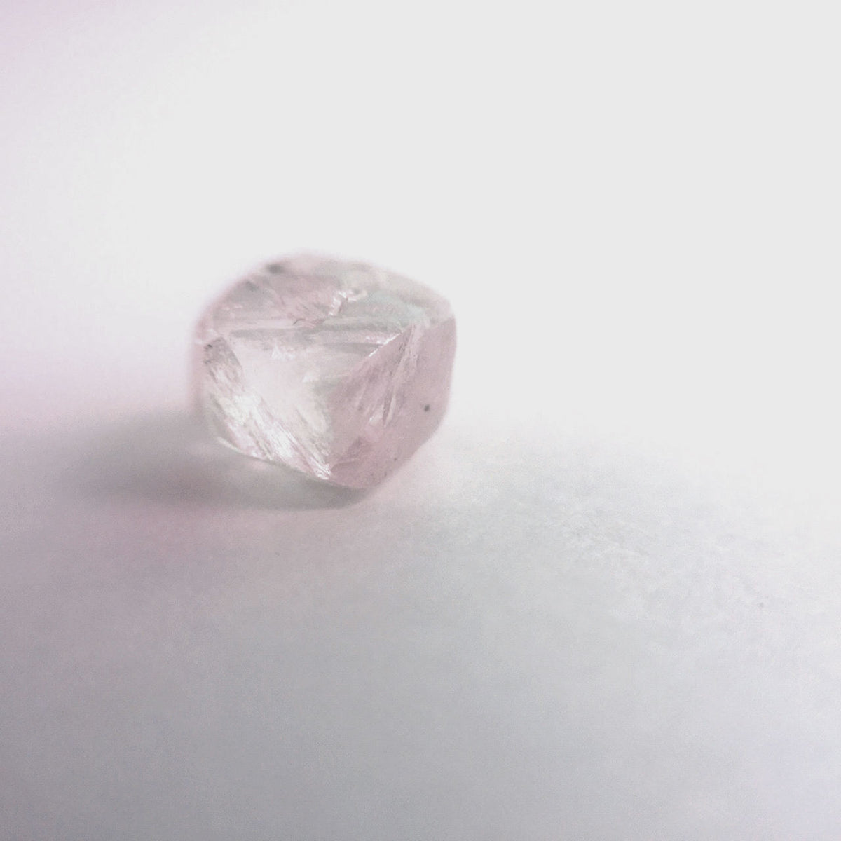 SOLD -  2.02 - ct Rough Diamond Color: E Clarity: vs