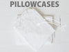 RECTANGL.co| Optic White Pillowcases 100% Linen - -pillowcases - 1