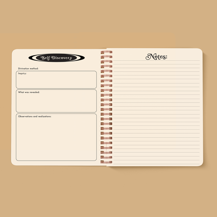 Serpentine Open-Dated 12 Month Planner