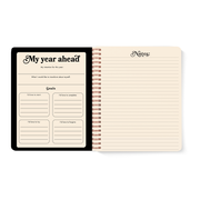 Pre-order July 2021 - August 2022 Seeing Eye Planner, Sapphire Blue