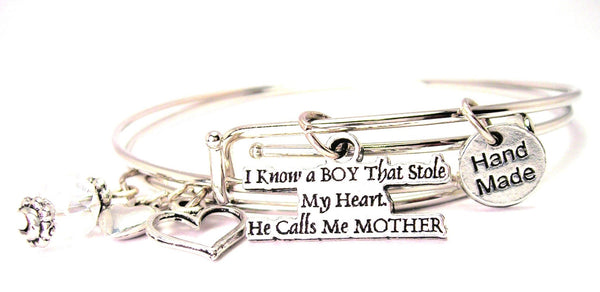 mother bracelet, mother jewelry, mother bangles, family bracelet, family member jewelry