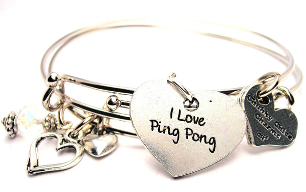 ping pong bracelet, ping pong player jewelry, sports bracelet, hobby bracelet, sports jewelry
