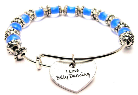 belly dancer bracelet, belly dance jewelry, hobbies bracelet, dance bracelet, dance jewelry