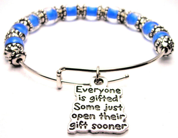expression jewelry, expression bangle, expression statement jewelry, uplifting expression jewelry