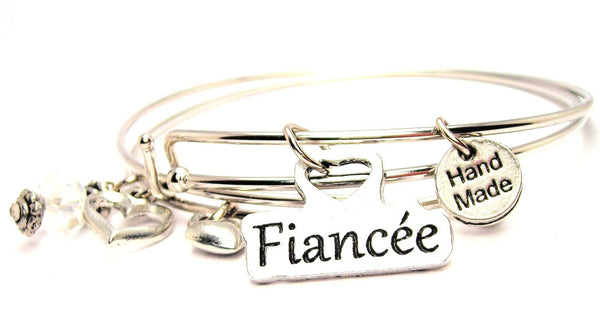 fiancée bracelet, fiancée bangles, fiancée jewelry, wedding jewelry, engagement jewelry