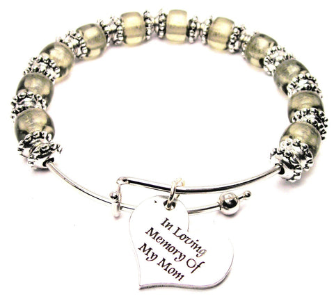 bereavement jewelry, bereavement bracelet, lossof a loved one