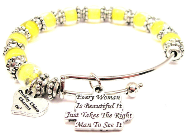 positive expression jewelry, positive expression bracelet, beautiful jewelry, beauty bracelet