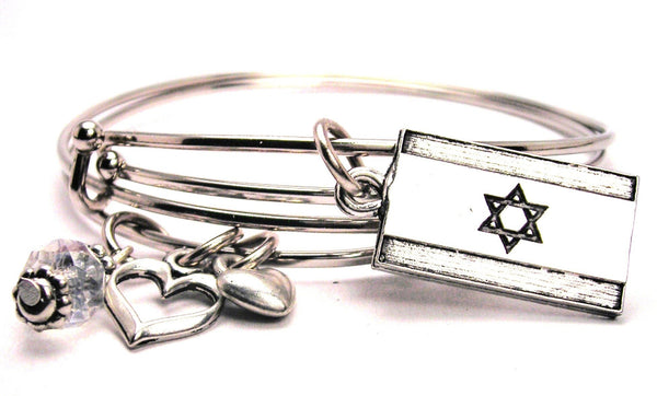Jewish bracelet, Jewish jewelry, Hanukkah jewelry, holiday jewelry, Jewish holiday jewelry