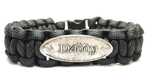 Daddy 550 Military Spec Paracord Bracelet