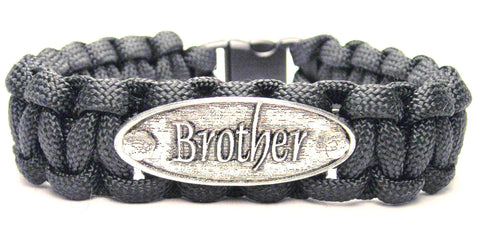 Brother 550 Military Spec Paracord Bracelet
