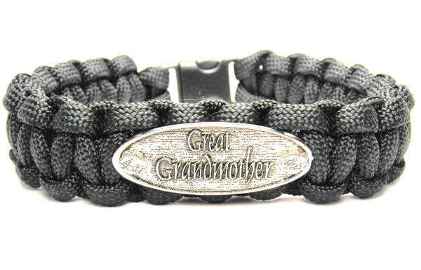Great Grandmother 550 Military Spec Paracord Bracelet