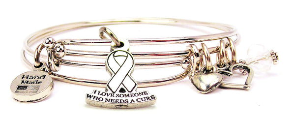 awareness ribbon bracelet, awareness ribbon bracelet, awareness ribbon jewelry, medical disorder bracelet