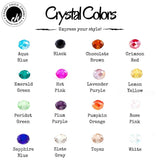 EXCLUSIVE CRYSTALS, CHUBBYCHICOCHARMS