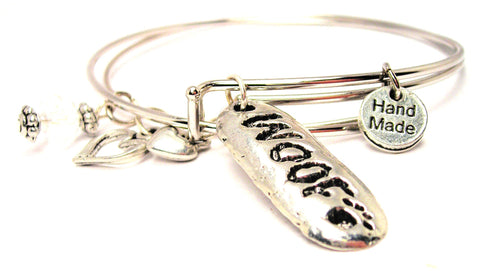 Woof Expandable Bangle Bracelet Set