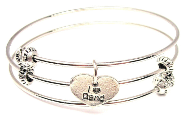 music bracelet, music jewelry, musical instrument jewelry, band bracelet, school jewelry