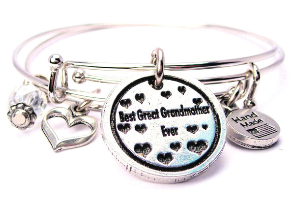 great grandmother bracelet, grandmother bracelet, grandma bracelet, family member jewelry