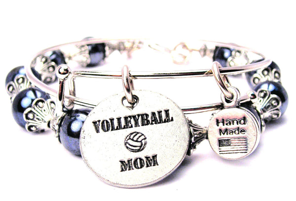 Volleyball Mom 2 Piece Collection