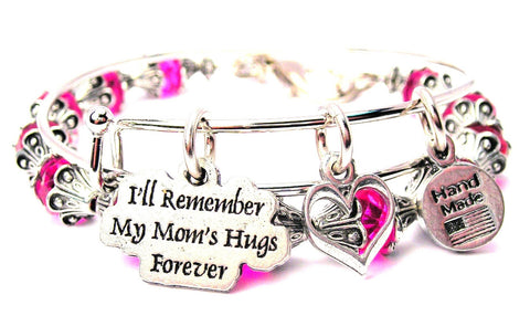 Ill Remember My Moms Hugs Forever 2 Piece Collection