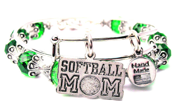Softball Mom 2 Piece Collection