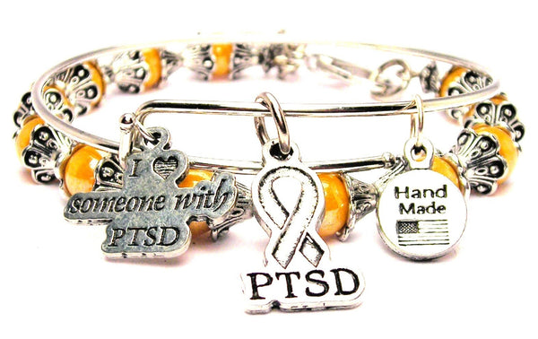 I Love Someone With PTSD 2 Piece Collection