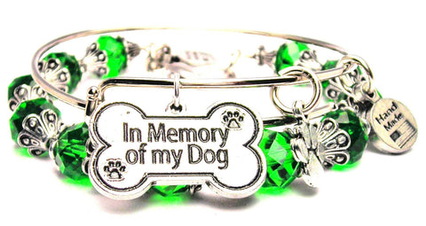 In Memory Of My Dog 2 Piece Collection