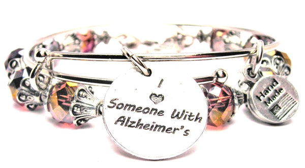 I Love Someone With Alzheimer's 2 Piece Collection