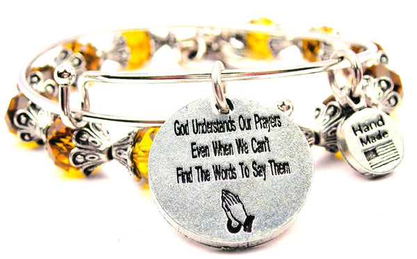 God Understands Our Prayers 2 Piece Collection