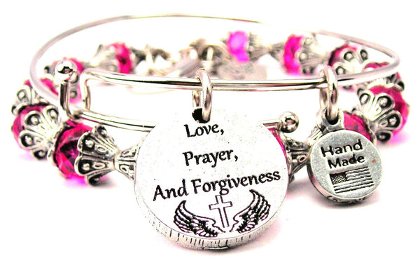 Love Prayer And Forgiveness 2 Piece Collection