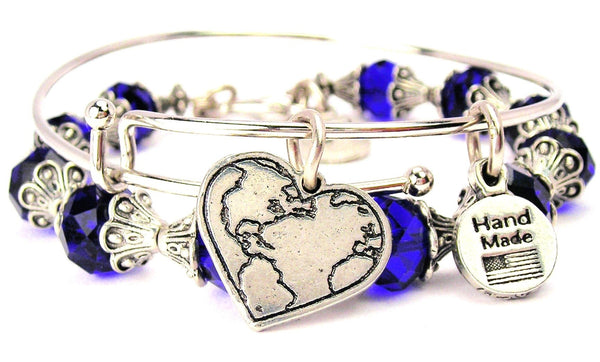 Heart Shaped Mother Earth 2 Piece Collection