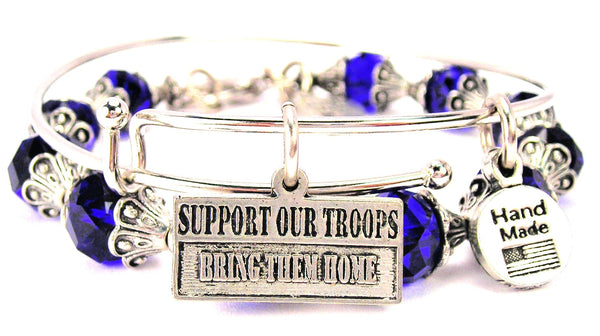 Support Our Troops Bring Them Home 2 Piece Collection