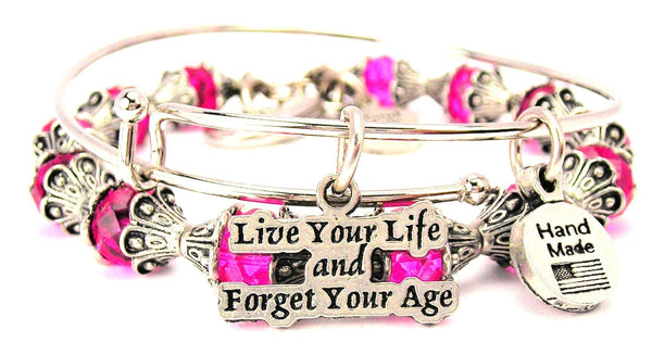 Live Your Life And Forget Your Age 2 Piece Collection