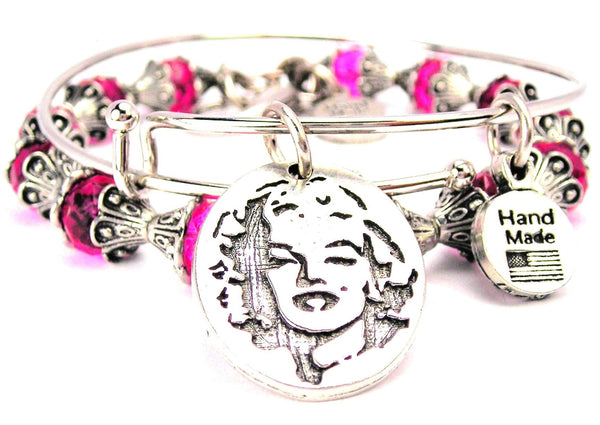 Marilyn Monroe Cameo 2 Piece Collection