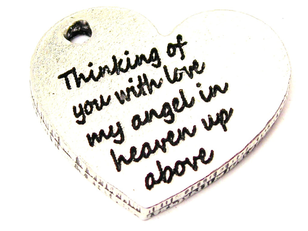 Thinking Of You With Love My Angel In Heaven Up Above Genuine