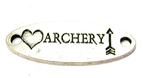 Love Archery Statement Platform