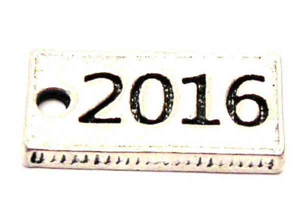 2016 Genuine American Pewter Charm