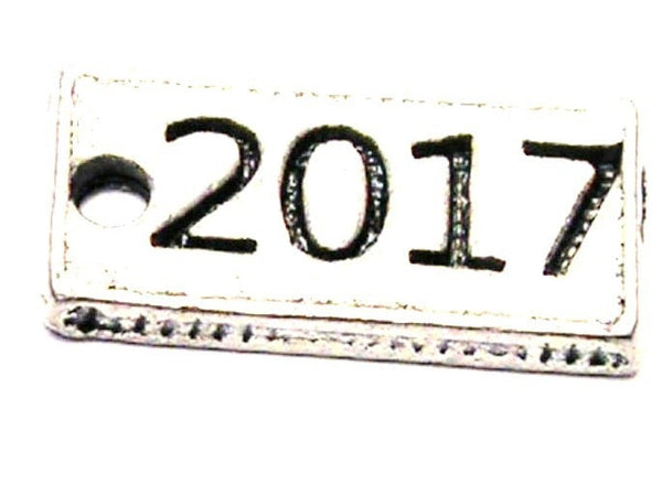 2017 Genuine American Pewter Charm