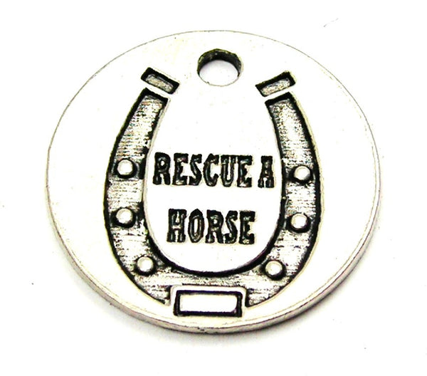 Pewter Charms, American Charms, Charms for bangles, charms for necklaces, charms for jewelry, horse rescue charms, equestrian charms