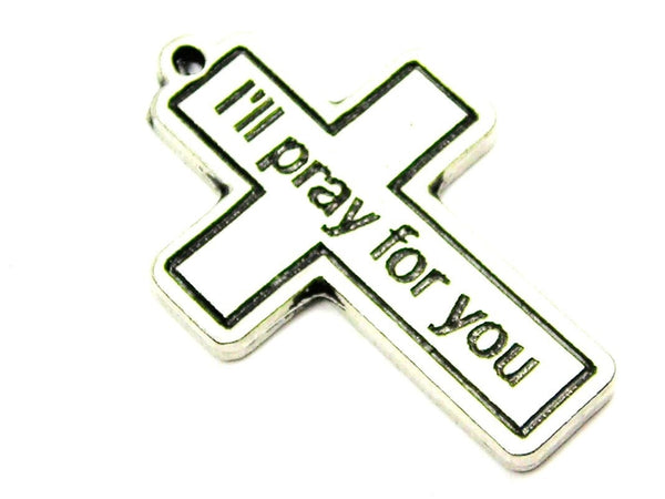 Pewter Charms, American Charms, Charms for bangles, charms for necklaces, charms for jewelry, religious charms, cross charms