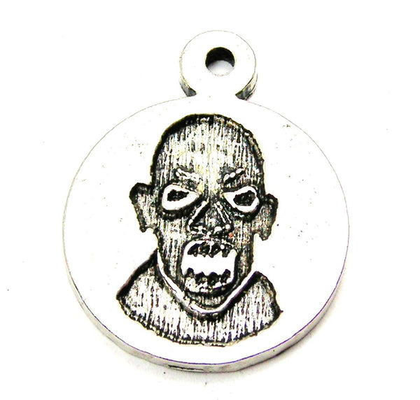 Pewter Charms, American Charms, Charms for bangles, charms for necklaces, charms for jewelry, Style_Horror charms, zombie charms