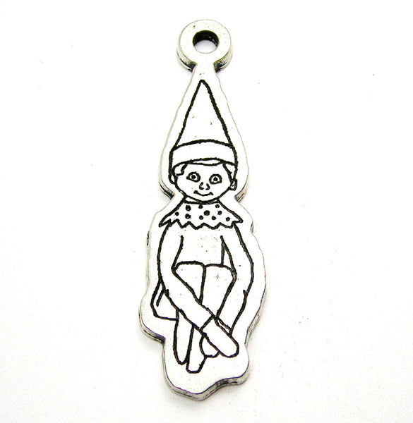 Shelf Elf Genuine American Pewter Charm