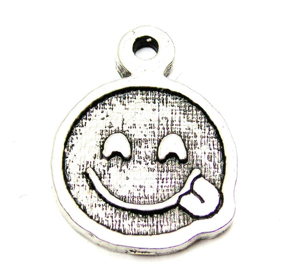 Pewter Charms, American Charms, Charms for bangles, charms for necklaces, charms for jewelry, Style_Love charms, text charms, emoji charms