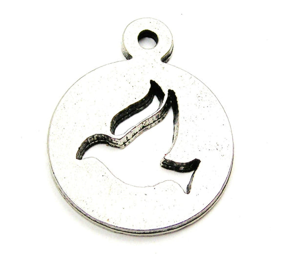 Pewter Charms, American Charms, Charms for bangles, charms for necklaces, charms for jewelry, awareness charms, religious charms