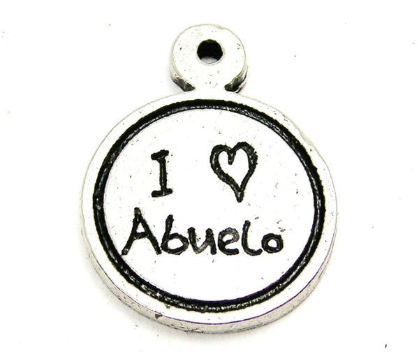Pewter Charms, American Charms, Charms for bangles, charms for necklaces, charms for jewelry, family charms, spanish charms