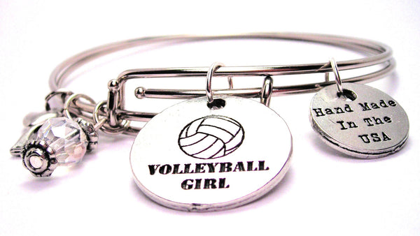 volleyball bracelet, volleyball girl bracelet, sports bracelet, sports jewelry, sports team jewelry